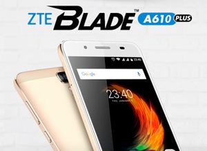 ZTE Blade A610 Plus, un gama media con batería de 5.000 mAh