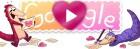 Google lanza un nuevo minijuego por San Valentín