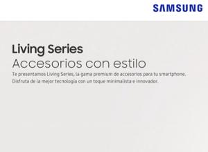 Living Series, la línea de accesorios de Samsung que apuesta por el diseño