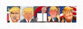 Las mejores y más divertidas aplicaciones y juegos sobre Donald Trump
