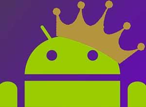 Un Android más líder con un 82% de cuota de mercado