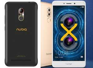 Honor 6X Premium y ZTE Nubia N1 Lite llegan a España