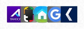 Las mejores apps para personalizar la pantalla de inicio de tu HTC U Ultra