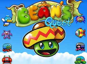 Bean's Quest, aplicación de la semana para iPhone y iPad