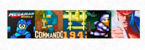 Recuerda tu infancia jugando en tu iPad o iPhone con éstos clásicos de Capcom