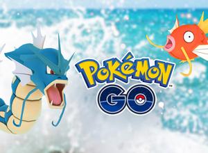 Nuevo evento Pokémon GO: el Festival Acuático