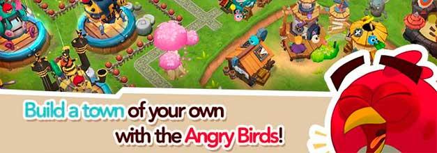 Angry Birds Islands, los pájaros cambian la forma de jugar