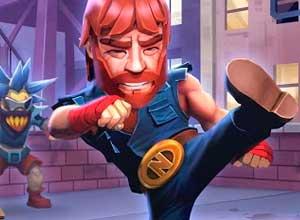 Líate a mamporros con el nuevo juego Android Nonstop Chuck Norris