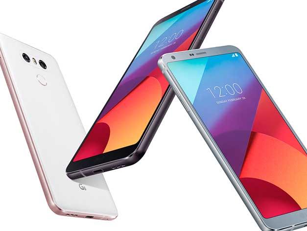 Ya a la venta en España el LG G6