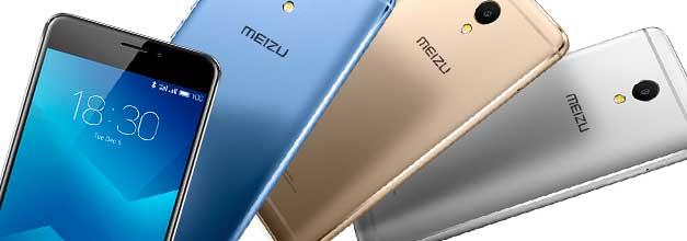 Ya puedes comprar el Meizu M5 Note