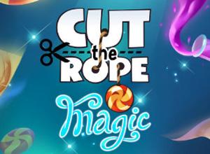 Cut the Rope: Magic, aplicación de la semana para iPhone y iPad