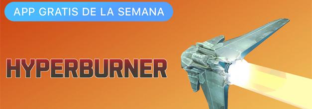 Hyperburner, aplicación de la semana para iPhone y iPad