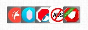 Los mejores bloqueadores de anuncios para tu móvil Android