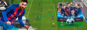 Pro Evolution Soccer 2017 ya está disponible para Android e iOS