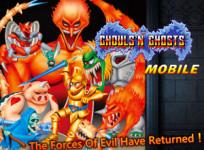 Ghouls'n Ghosts, un nuevo clásico de Capcom ya disponible en Android e iOS