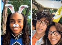 Instagram incorpora máscaras para selfies en su última actualización