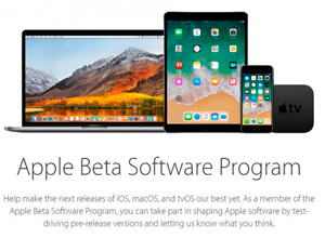 Consejos previos a instalar la beta pública de iOS 11