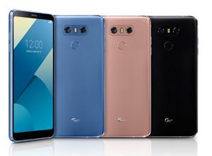 LG amplia la familia de su buque insignia con el LG G6+