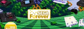 SEGA recuperará clásicos de todas sus consolas con SEGA Forever