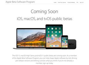 WWDC17: la primera beta pública de iOS 11 llegará antes de final de mes