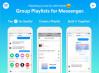 Spotify permite ya compartir listas de reproducción colaborativas por Messenger