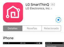 Cómo controlar tu aire acondicionado LG desde el iPhone o iPad
