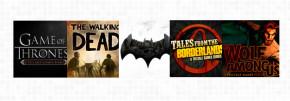 Los mejores juegos de Telltale para iPad