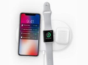 AirPower, la base de carga inalámbrica oficial de Apple