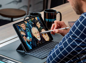 Apple trabaja en un rediseño en el iPad que incluiría Face ID