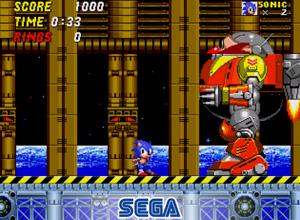 Sonic 2 se suma a la colección SEGA Forever
