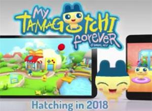 My Tamagotchi Forever, reinventando la popular mascota virtual de los 90
