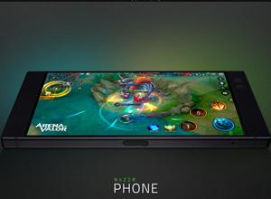 Razer Phone, un teléfono claramente orientado al mundo del 'gaming'
