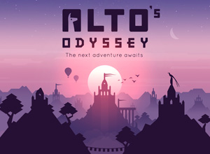 Alto's Odyssey ya está disponible para iPhone y iPad