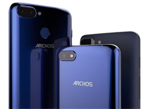 Archos incorpora las pantallas de 18:9 a su serie Core S