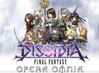 Los personajes de Final Fantasy se reúnen en Dissidia Opera Omnia