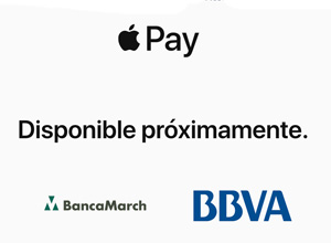 BBVA sucumbe y se sumará a Apple Pay; Bankinter ya es compatible