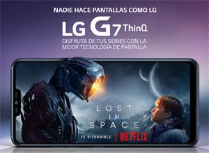 Los LG G7 ThinQ, LG G6 y LG Q6 mejorarán su cámara y audio mediante una actualización