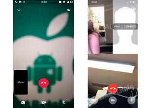 WhatsApp comienza a introducir las videollamadas grupales