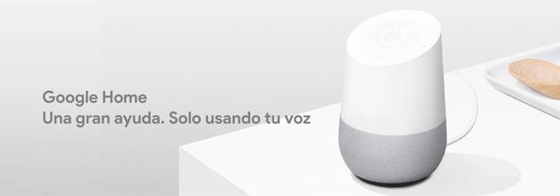Google Home, Home Mini y Google WiFi ya se pueden adquirir en España