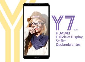 Huawei Y6 e Y7 (2018), a medio camino entre la gama media y la gama de entrada