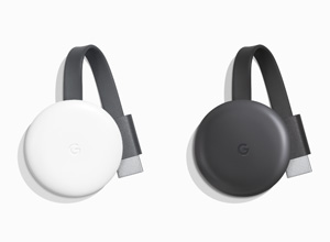 Nuevo Chromecast, con mejor conectividad WiFi y soporte 1080p