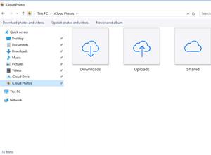 iCloud sufre una incompatibilidad con Windows 10, que será solventada en una próxima actualización