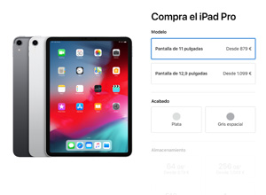 Los nuevos iPad Pro ya están a la venta