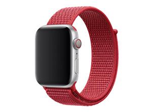 El Apple Watch recibe cuatro nuevas correas oficiales: tres Nike y la Sport Loop (PRODUCT)RED