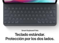 Así es la Smart Keyborad Folio, la funda-teclado oficial de los nuevos iPad Pro