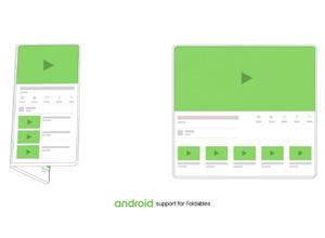 Google ofrece las claves de cómo será la versión de Android para pantallas plegables