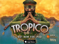 El clásico de estrategia Trópico debuta en iOS, aunque de momento solo en iPad