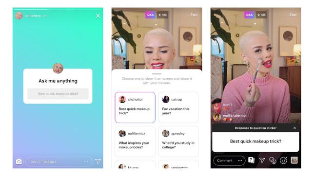 Instagram Anade Contadores Interactivos Y Respuestas Con Musica A Sus Stickers Mobility