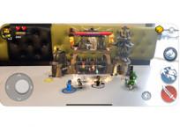 Playgrounds, la aplicación/juego de LEGO de realidad aumentada para iOS