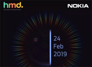 Nokia presentará sus novedades el 24 de febrero